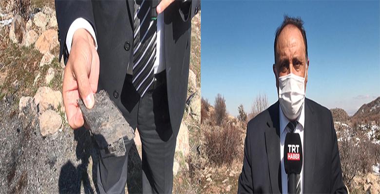 Kayseri'de Yüzlerce Telefon Yakılmış Halde Bulundu (Video Haber)