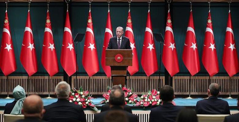 Son Dakika: Cumhurbaşkanı Erdoğan Yeni Koronavirüs Kararları Açıkladı