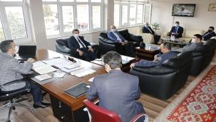 2021 Türkiye Afet Eğitim Yılı Koordinasyon Toplantısı Yapıldı