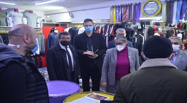 Hunat Çarşısı Esnafı