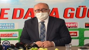 Kayseri Gazeteciler Cemiyeti Başkanı Veli Altınkaya vefat etti