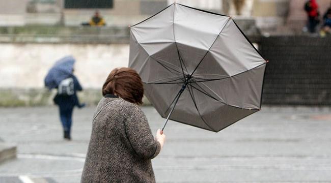 MeteorolojidenKayseri, Nevşehir, Kırşehir, Yozgat ve Sivas için fırtına uyarısı