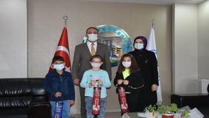 Tomarza'da Çöp Kutum Yok Etwınnıng Projesi