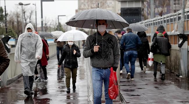 Türkiye'de 42 bin 551 kişinin Kovid-19 testi pozitif çıktı, 193 kişi hayatını kaybetti