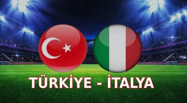 11 Haziran Türkiye İtalya Avrupa Şampiyonası maçı izle, TRT 1 naklen maç izle