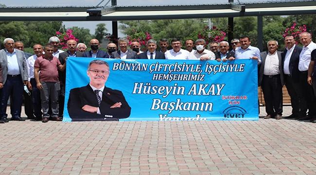 Başkanı Özkan Altun'dan Kayseri Şeker'e ziyaret