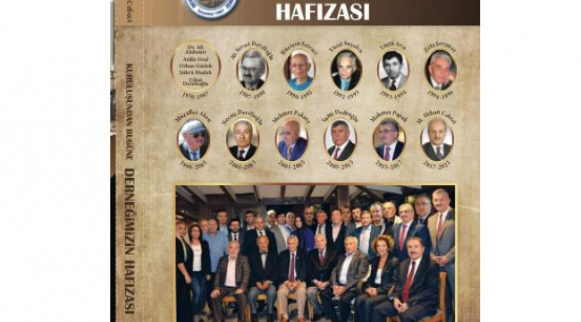İstanbul'daki Develi ve Yöresi Kültür Dayanışma Derneğinin 70 yıllık Hafızasının Albümü yayınlandı