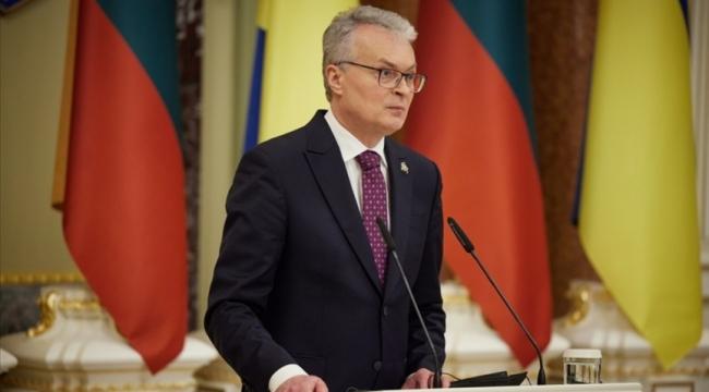 Litvanya Cumhurbaşkanı Nauseda: Litvanya, Güney Osetya ve Abhazya'nın işgalini kabul etmiyor