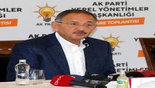 Özhaseki: İstanbul ve Ankara'da binlerce kişiyi işinden ettiler
