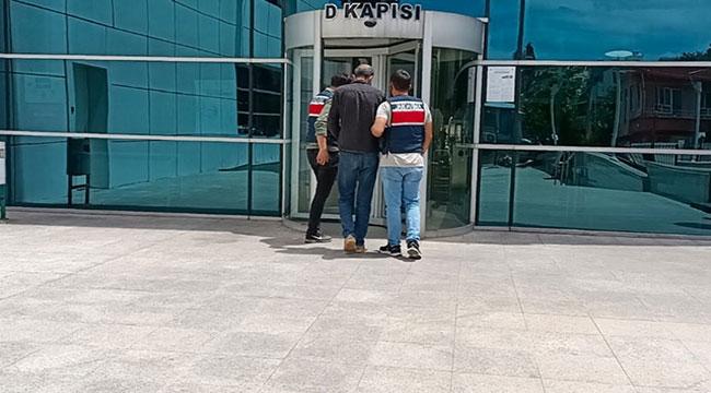 PKK'ya finans sağladığı iddiasıyla tutuklandı