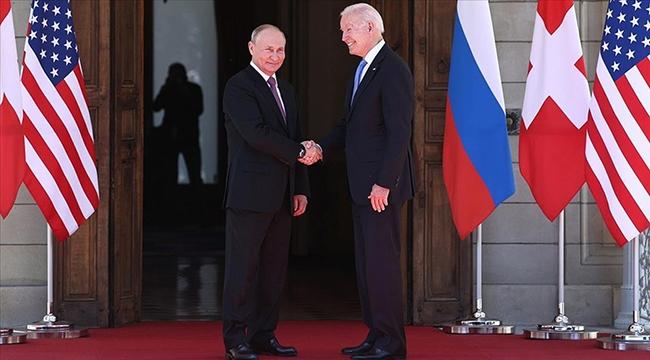 Putin'den tarihi görüşme sonrası değerlendirme