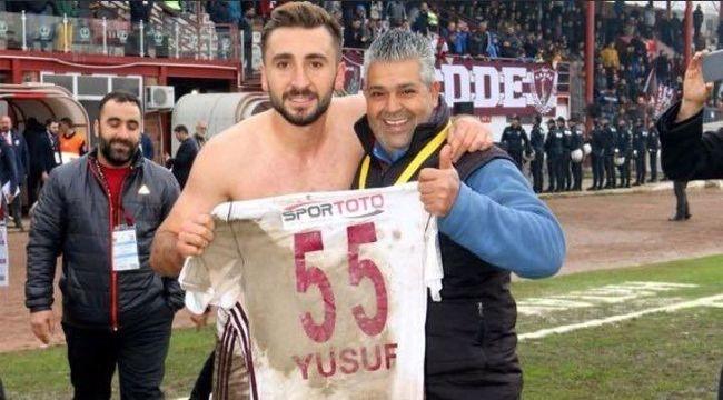 Samsunspor üçüncü transferi Yusuf Abdioğlu ile anlaşma tamam