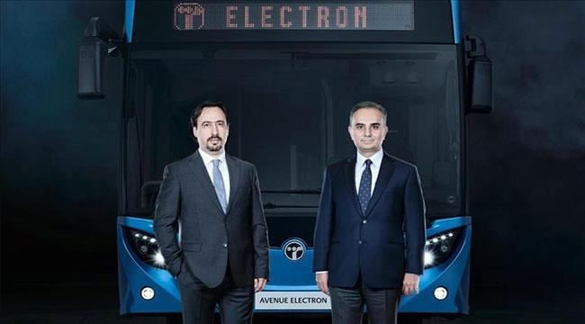 Temsa, yerli bataryalı elektrikli araçlarıyla Romanya'ya ihracatını artırıyor