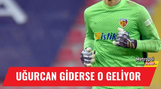 Trabzonspor'da Uğurcan'ın olası transferinde hedef Doğan Alemdar