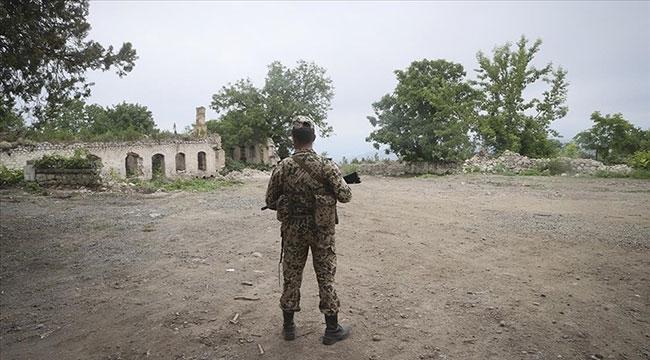Azerbaycan askeri şehit oldu