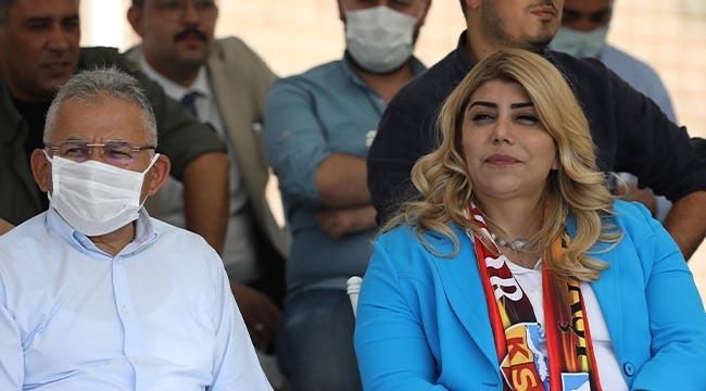 Kayserispor'a 30 Milyonluk Bağış