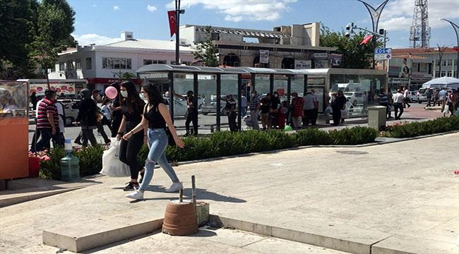 Kırşehir'de bayram yoğunluğu