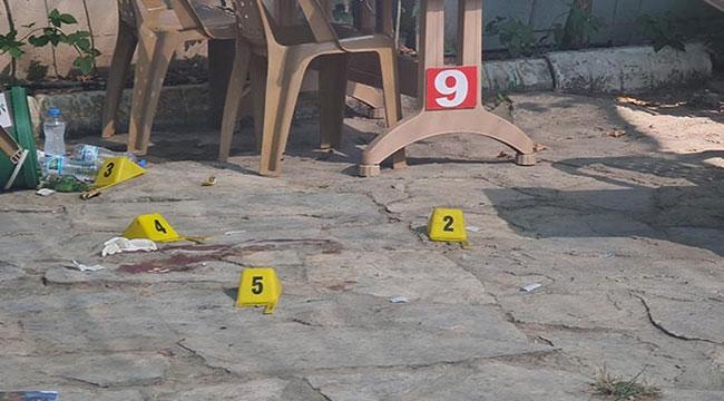 Kocaeli'de kafede tartıştığı kişiyi silahla yaraladı
