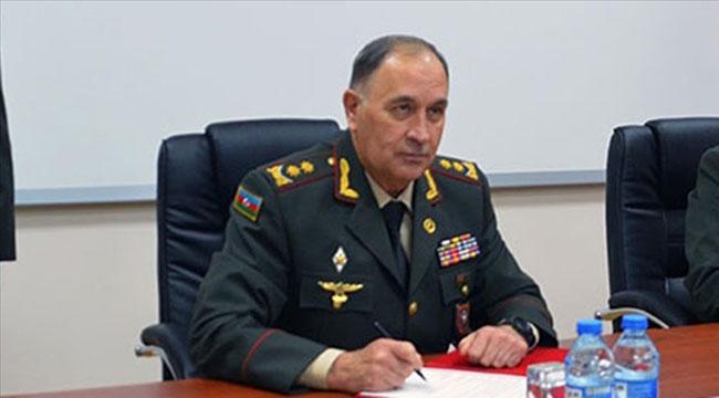 Korgeneral Kerim Veliyev, Azerbaycan Genelkurmay Başkanı olarak atandı