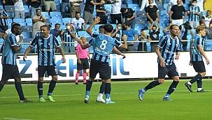 Adana Demirspor ilk galibiyetini aldı