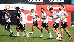 Beşiktaş, Ajax maçı hazırlıklarına başladı