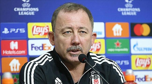 Beşiktaş Teknik Direktörü Yalçın:Her şeyi yapacağız