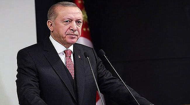 Cumhurbaşkanı Erdoğan, Almanya Cumhurbaşkanı ile görüştü