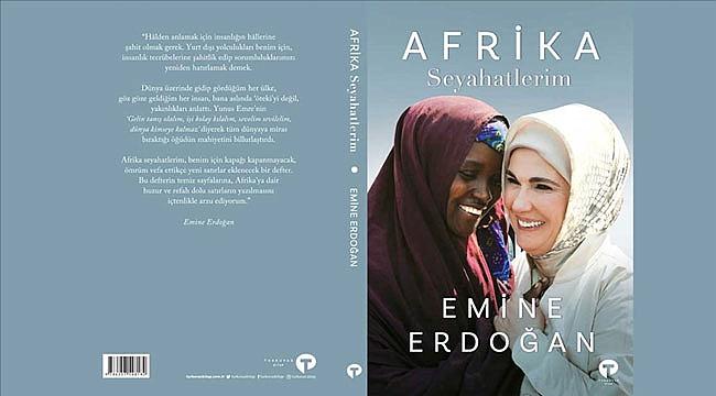 Emine Erdoğan,kitabının tanıtımını BM'de 'First Lady'lere yapacak
