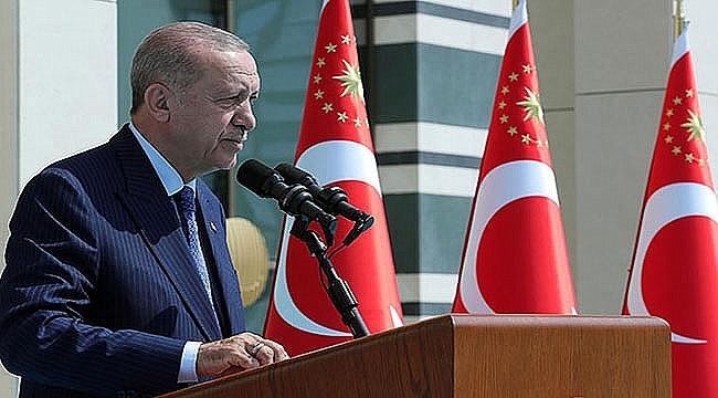Erdoğan: Her bir vatandaşımızın refah seviyesi artacak