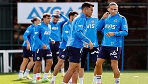 Fenerbahçe, Atakaş Hatayspor maçı hazırlıklarını tamamladı
