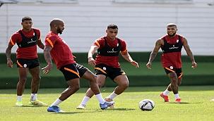 Galatasaray Alanyaspor maçına hazır!