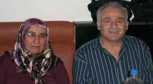 KOVİD-19 tedavisi gören çift bir gün arayla öldü