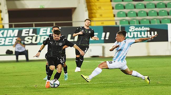 Manisa Futbol Kulübü Menemenspor'a konuk oluyor