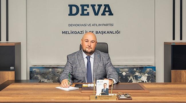 Melikgazi İlçe Başkanı Tuna Türkyar ve 45 Kişilik Yönetim Kurulu İstifa Etti