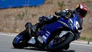 Milli motosikletçi, Barselona'da ikinci oldu