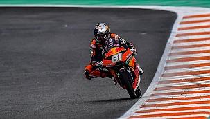 Milli motosikletçi Can Öncü 5. oldu