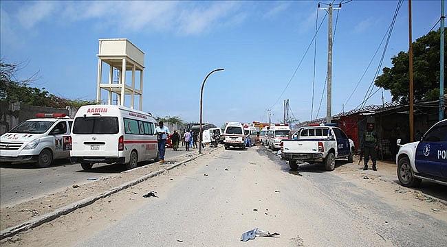Mogadişu'da saldırıda 7 kişi öldü