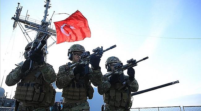 MSB: Türkiye'nin ev sahipliğinde devam ediyor