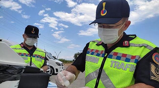 Servis şoförünün uyuşturucu testi pozitif çıktı