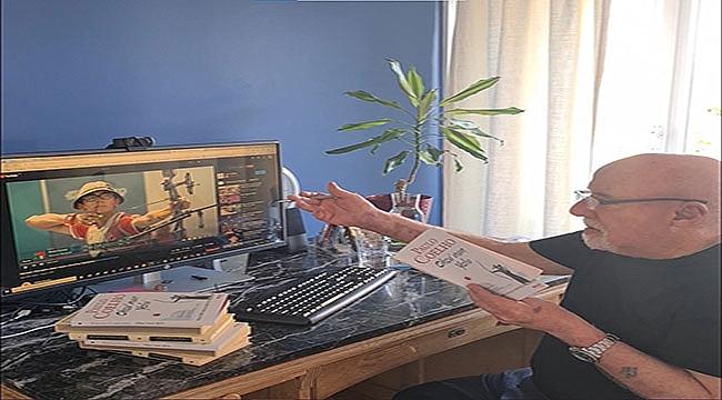Simyacı'nın yazarı Brezilyalı yazar Paulo Coelho,yeni kitabını Mete Gazoz'a adadı