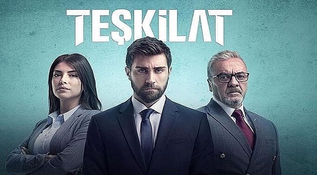 Teşkilat dizisisnin yeni sezon fragmanları yayınlandı!