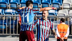 Trabzonspor rekorunu geliştirdi