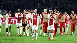 Ajax, sahasında Borussia Dortmund'u yendi