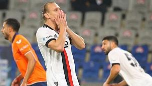 Başakşehir 3-2 Beşiktaş (Maç sonucu)
