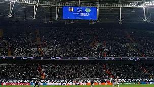 Beşiktaş maçında 18 yıl sonra bir ilk!