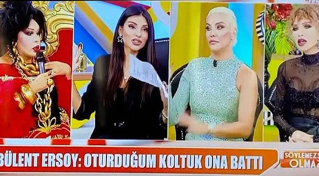 Bülent Ersoy'dan Mustafa Keser'e canlı yayında yanıt!