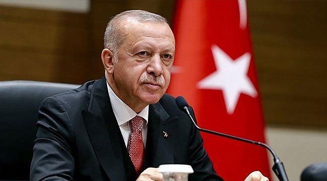 Cumhurbaşkanı Erdoğan, Ankara'nın başkent oluşunun 98. yıl dönümünü kutladı