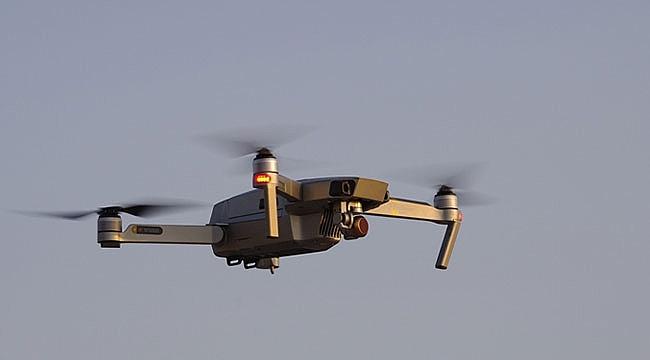 Dünyada ilk kez drone ile akciğer taşındı