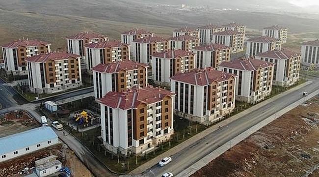 Kayseri'de eylül ayında 3 bin 139 adet konut satıldı
