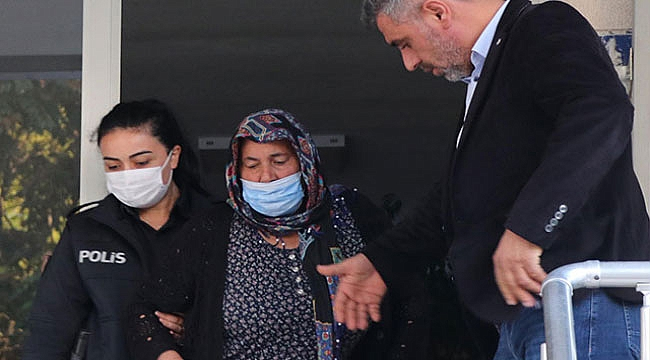 Kayseri'de hırsızlık suçundan aranan kadın yakalandı